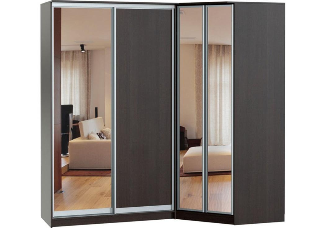Угловой шкаф купе на заказ недорого мебель для спальни.